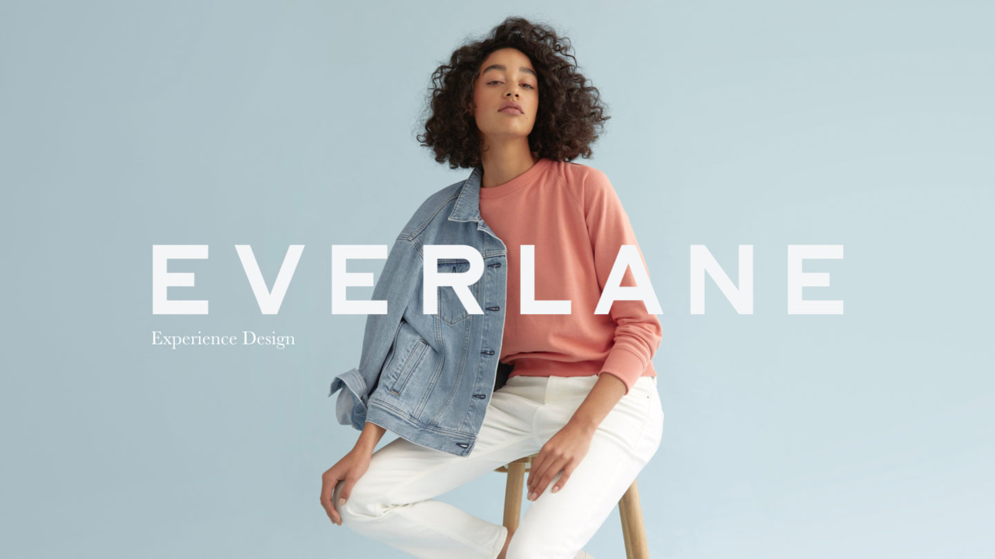 EVERLANE- A brand with a message